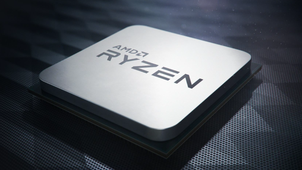 AMD Ryzen 5 3000 series processors at Computex 2019