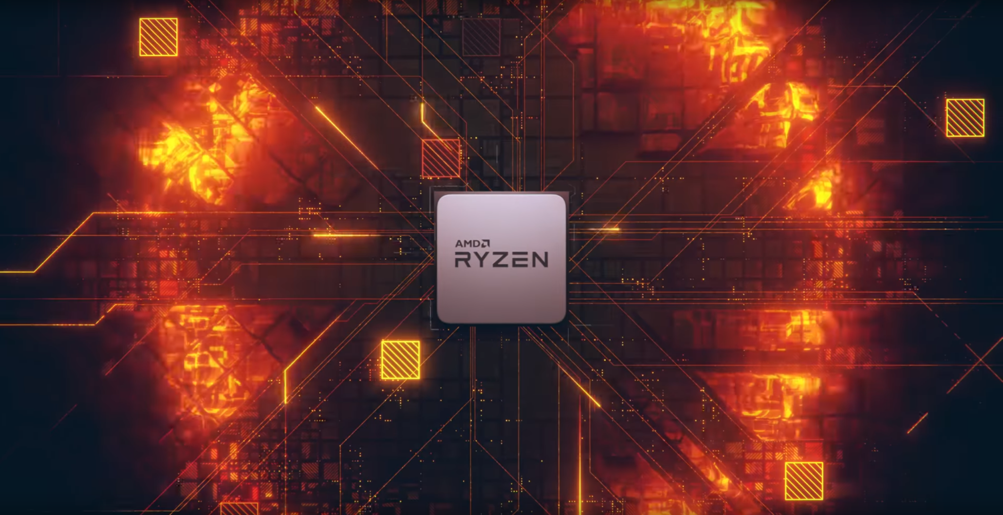 AMD Ryzen 7 3000 Series at Computex 2019