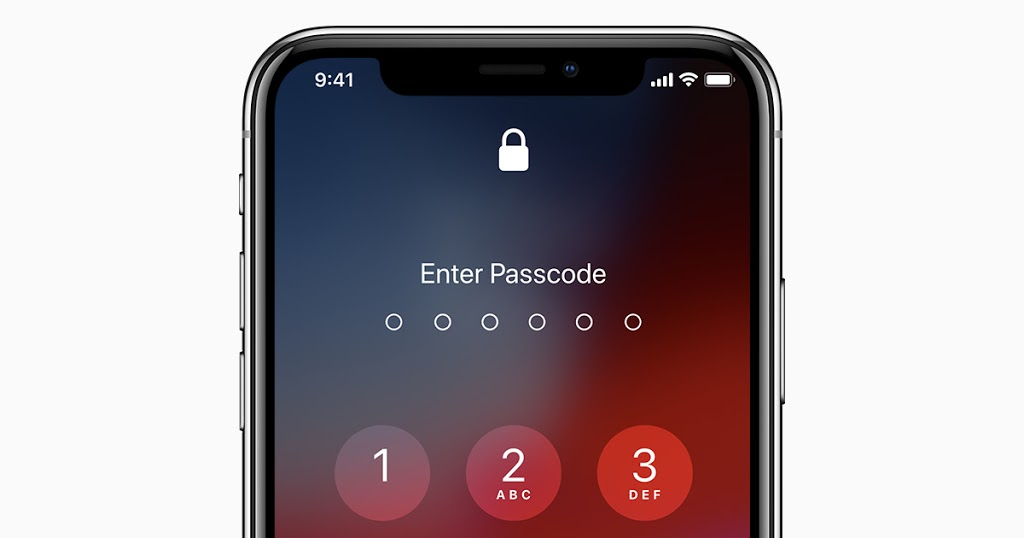 How to use a custom alphanumeric passcode on iPhone and iPad